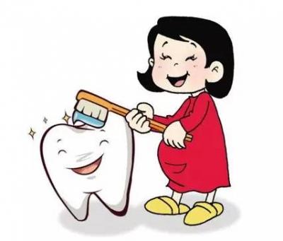 懷孕婦女看牙