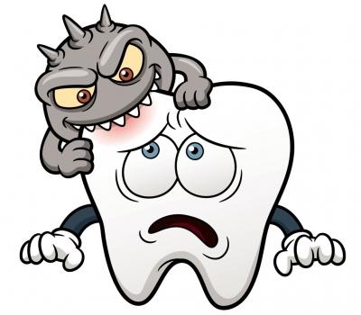 智齒與蛀牙
